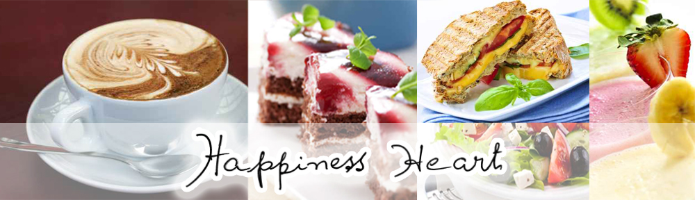 Happiness-Heart CAFÉ